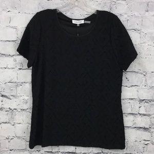 Calvin Klein Short Sleeve Tee 09720